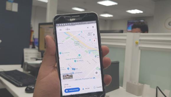 Cabe precisar que la lista de vuelos y reservas aparecerán en Google Maps solo si los mismos han sido incluidos o registrados en la cuenta de Gmail o el Calendario. (Foto: NNDC)