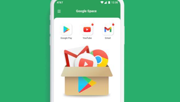 Conoce el sencillo método para instalar apps de Google en tu celular Huawei sin Google Play. (Foto: Gspace)