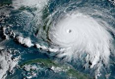 Huracán Dorian: los mapas y gráficos que muestran los peligros que genera el ciclón