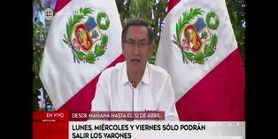 Coronavirus en Perú: anuncian nueva restricción para combatir Covid-19