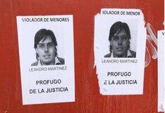 Quién es Leandro Martínez, el tío de la niña que lo grabó mientras la abusaba en Argentina