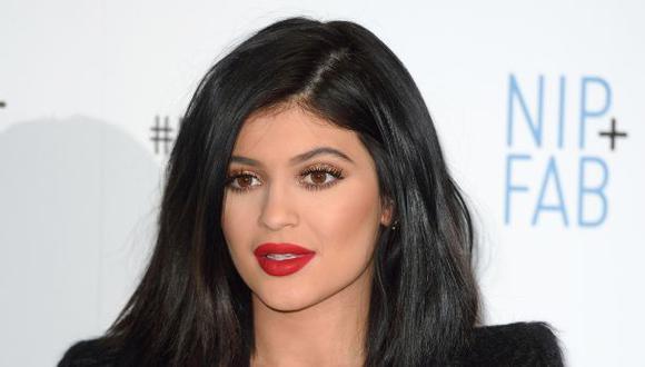 Kylie Jenner confiesa haberse puesto bótox en los labios