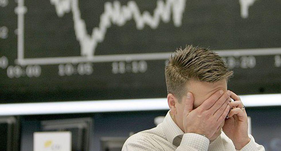 Bolsas de Europa operaron a la baja por temores sobre Ucrania