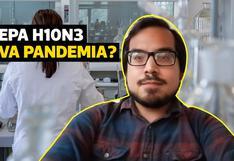 La pregunta del día: ¿La gripe aviar H10N3 podría desatar una nueva pandemia? [VIDEO]