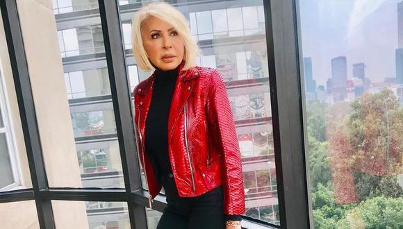 Laura Bozzo por fin volverá a las pantallas tras varios años alejada de la TV. Será parte del programa de Univision 'El gordo y la flaca'. (Foto: @laurabozzo)