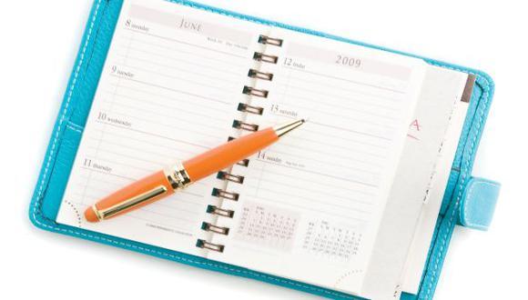 ¿Las agendas de papel son más útiles que las digitales?
