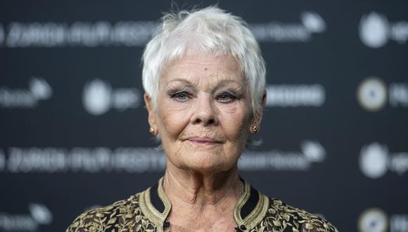 Judi Dench apoya que una mujer interprete al personaje de James Bond. (Foto: EFE)