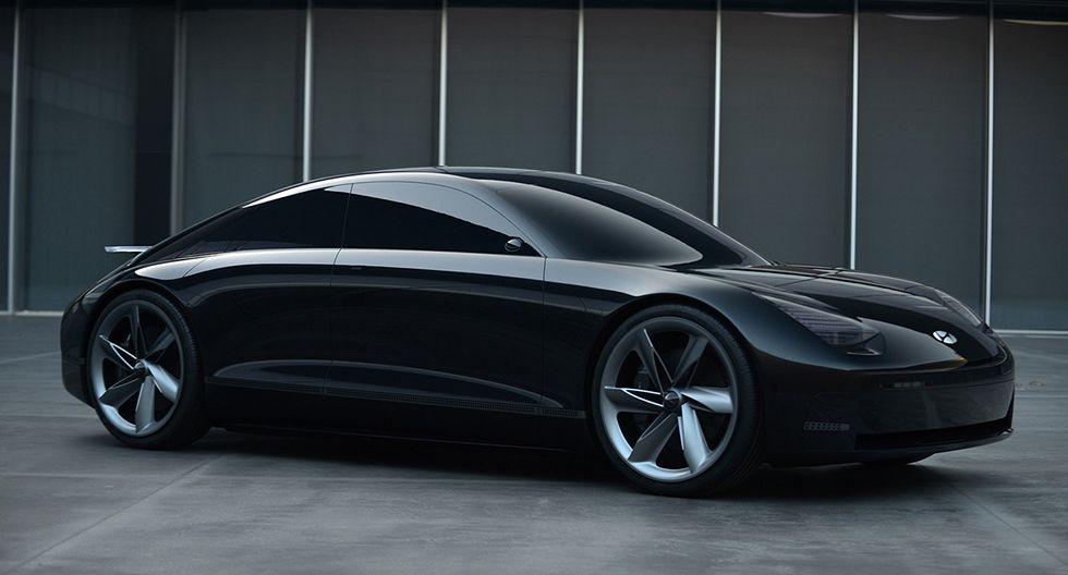 El Hyundai Prophecy es uno de los modelos más llamativos que presentó la compañía coreana a manera de prototipo. Ahora se anunció que llegará a producción. (Fotos: Hyundai).