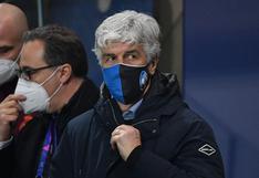 """El entrenador del Atalanta tras perder con Real Madrid: """"Si hablo, la UEFA me sanciona dos meses"""""""