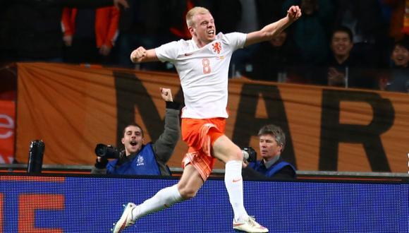 Holanda derrotó 2-0 a España de local en Ámsterdam (VIDEO)