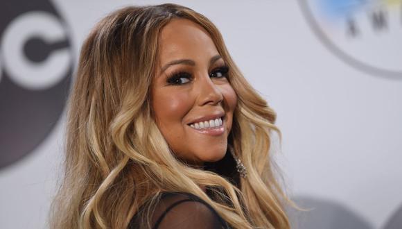 """La cantante Mariah Carey lanzará su  autobiografía llamada """"The meaning of Mariah Carey"""", donde también hablará de su vida amorosa. (Foto: Valerie Macon / AFP)"""