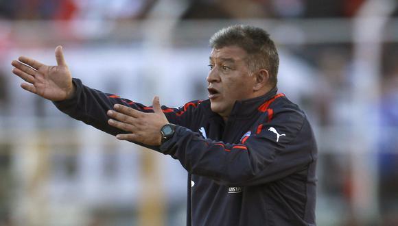 Borghi dirigió a Chile entre el 2011 y 2012. (Foto: AP)