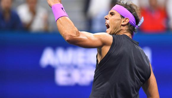 Rafael Nadal conquistó su cuarto US Open | Foto: AFP