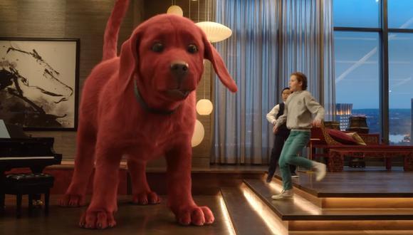 """BTS: Su canción """"Dynamite"""" se usó en el traíler de la película """"Clifford, the big red dog"""". (Foto: Captura de video)"""