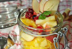 ¿Qué frutas debe llevar tu ensalada de frutas?