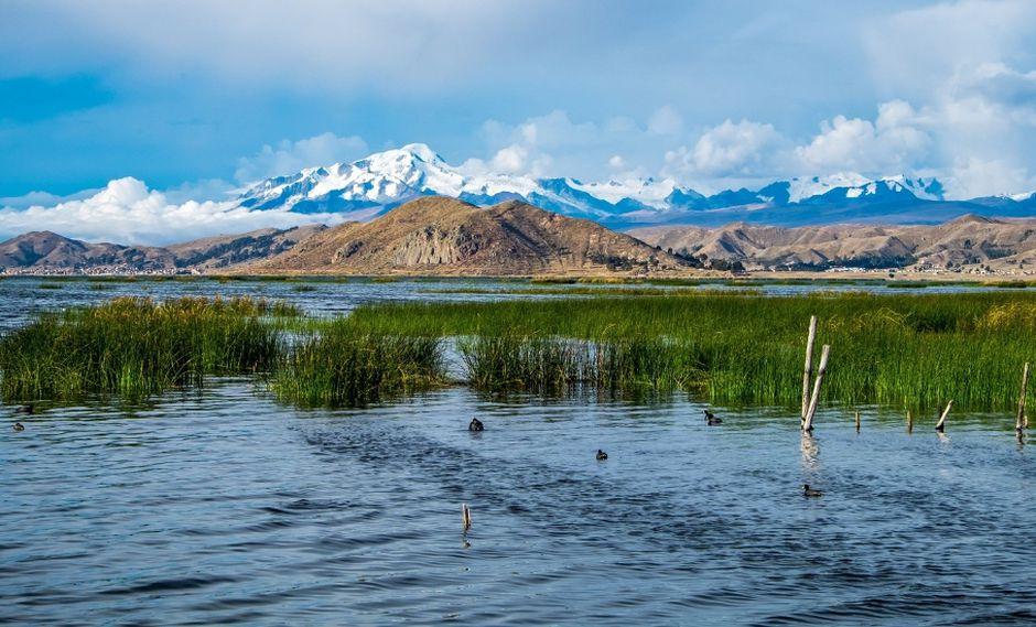 El Titicaca es el lago navegable más alto del mundo.Se encuentra a3.812 metros sobre el nivel del mar.(Referencial - Pixabay)