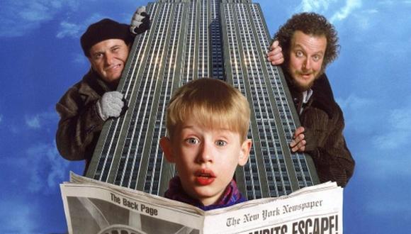 """Imagen de """"Home Alone 2: Lost in New York"""", una película que fue estrenada en 1992. Ya está disponible en HBO Max. (Foto: Diusión)"""