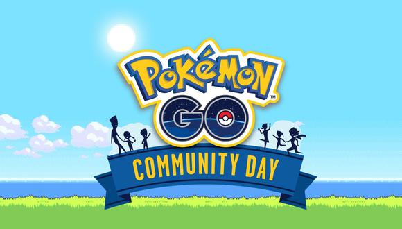 Por primera vez puedes votar por el personaje del Día de la Comunidad. (Foto: Pokémon GO)