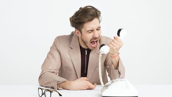 Las estafas a través de llamadas son recurrentes. (Unsplash)