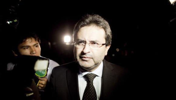 Jiménez niega haber sido maltratado en la OEA