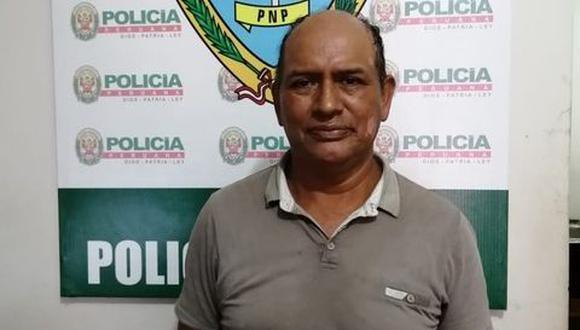 Villanueva Chuco es acusado de haber participado en atentados contra las fuerzas del orden y la población durante los años 1990 y 1992.