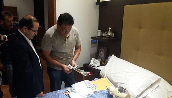 Félix Moreno habría recibido coima de US$4 mlls. de Odebrecht