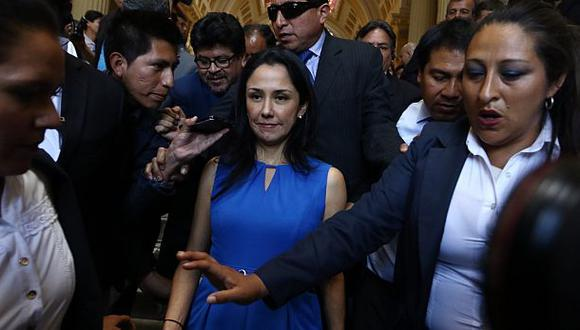 Nadine Heredia: PJ ordenó levantar su secreto de comunicaciones