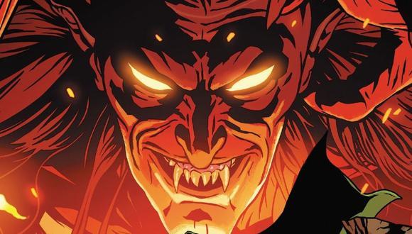 """El showrunner de """"WandaVision"""" explicó por qué Mephisto no apareció en la serie de Disney Plus (Foto. Marvel Comics)"""