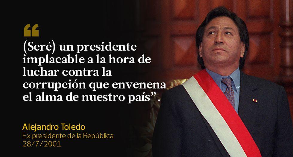 Lo que decía Alejandro Toledo sobre la corrupción [FRASES] - 9