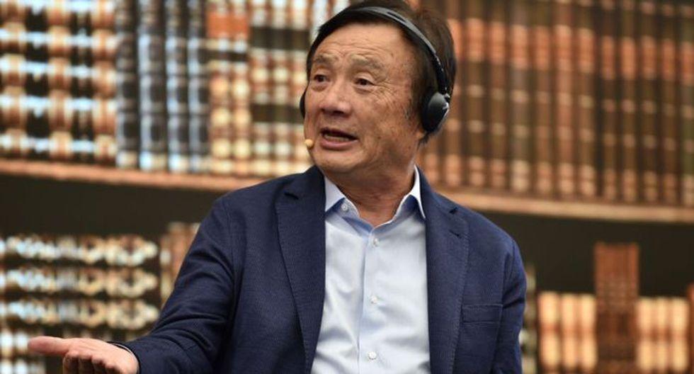 """Ren Zhengfei dijo que la compañía """"recuperaría su vitalidad"""" en 2021. (Foto: Getty Images)"""