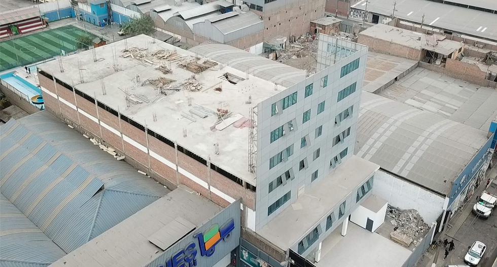 En mayo del 2019, la Sunedu denegó el licenciamiento a Telesup. En el proceso se mostró que la universidad levantó una falsa fachada en su local de San Juan de Lurigancho. (Foto: Archivo)