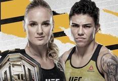 Valentina Shevchenko vs. Andrade: 'Bullet' defenderá su título en el evento UFC 261