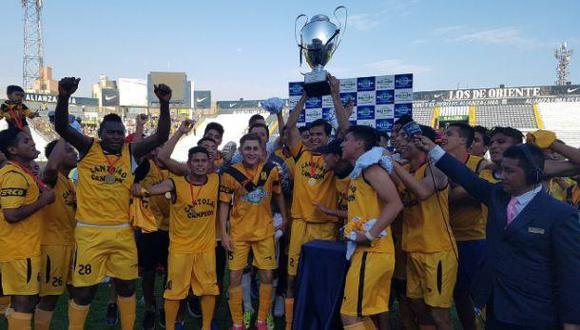 Segunda división: Cantolao jugará en primera tras fallo de FPF
