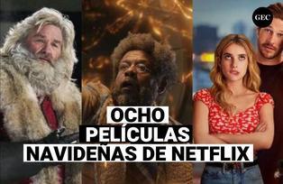 Netflix: Selección de ocho películas Navideñas para noche buena
