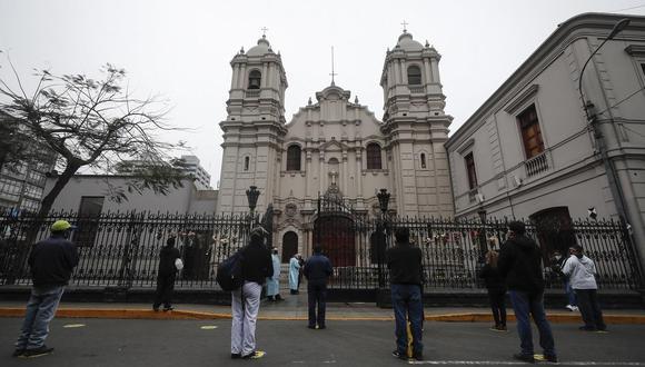 Luego de varios meses de permanecer cerradas por la pandemia, el Ejecutivo autorizó la reapertura de las iglesias en el país para el siguiente mes.  (Foto: GEC)