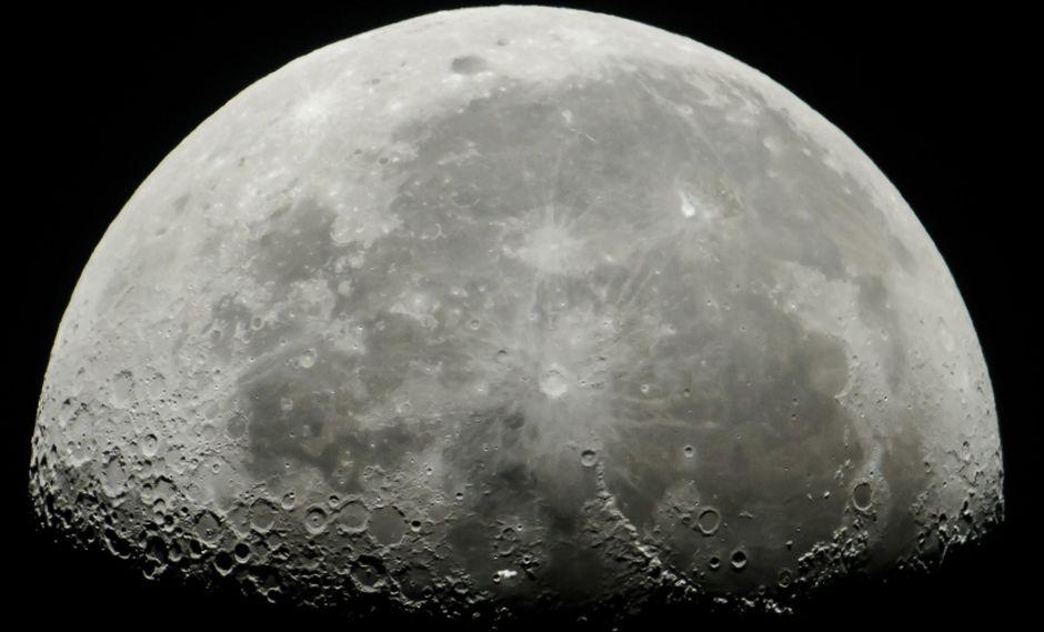 Desde la misión del Apolo 17 en 1972, la Luna ha sido visitada únicamente por sondas espaciales no tripuladas. (AP)