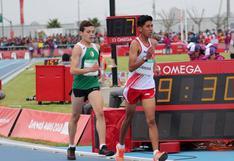 JJ.OO. de la Juventud: Kevin Cahuana finalizó en el puesto 11 en 10 mil metros marcha