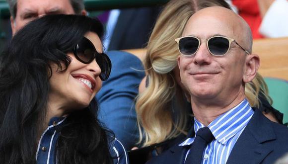 La fortuna de Jeff Bezos, el hombre más rico del mundo, disminuyó en US$3.400 millones. (Foto: Getty Images)