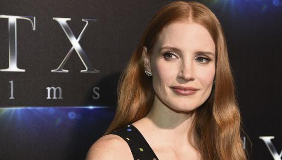 Jessica Chastain será miembro del jurado del festival de Cannes