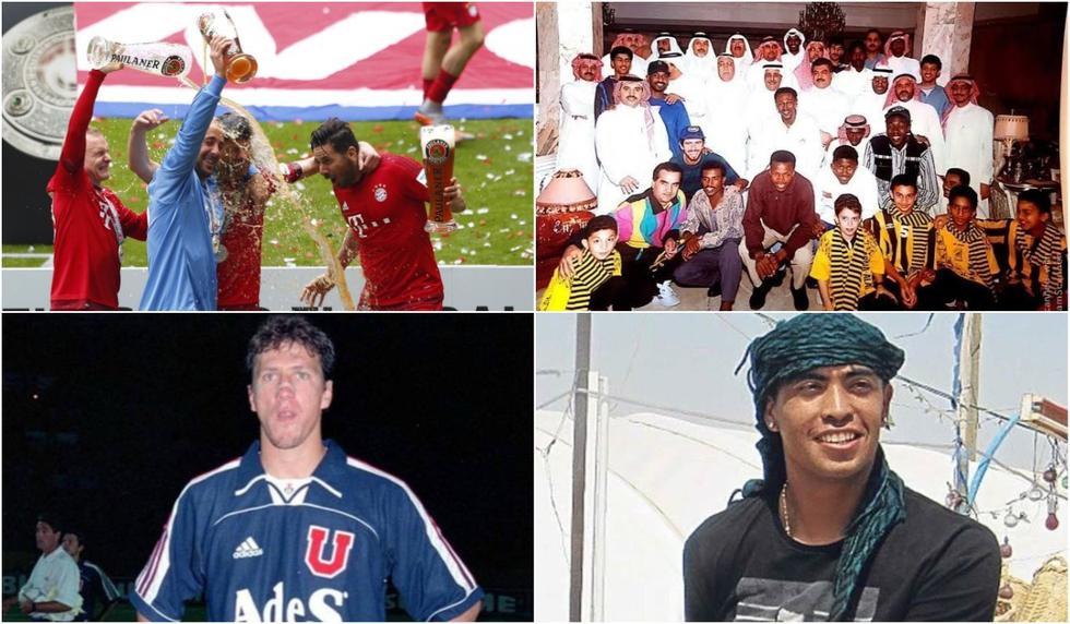 Estos son los peruanos que campeonaron en ligas del extranjero. | FOTOGALERÍA