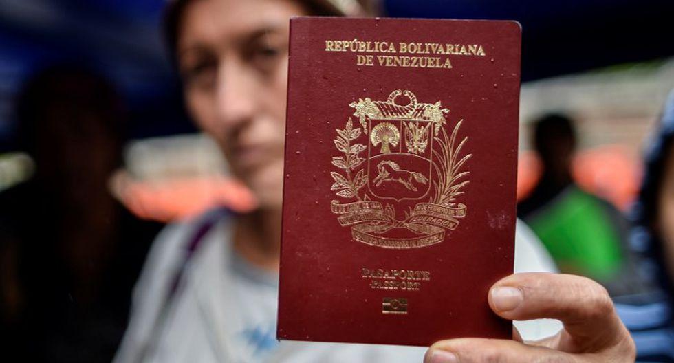 Perú es el segundo país que alberga a más inmigrantes venezolanos, con alrededor de 400 mil residentes, de los que la mayoría llegó en el último año. (Foto: AFP)