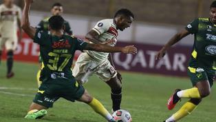 Copa Libertadores: Universitario empató 1-1 ante Defensa y Justicia