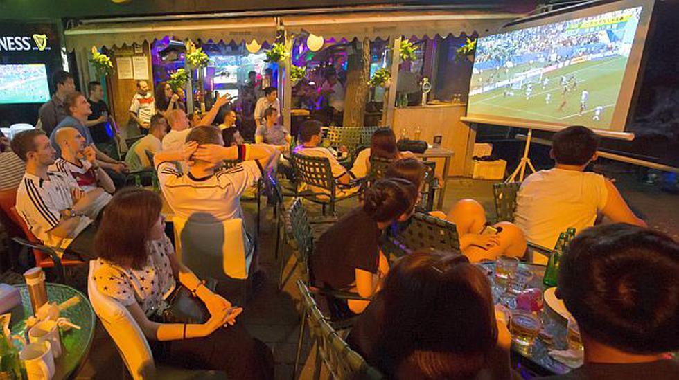 La locura china por las apuestas se desata durante el Mundial - 1