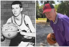 Jerry Flake, el abuelo de 73 años de EEUU que ha demostrado que su calidad con el baloncesto no se ha perdido