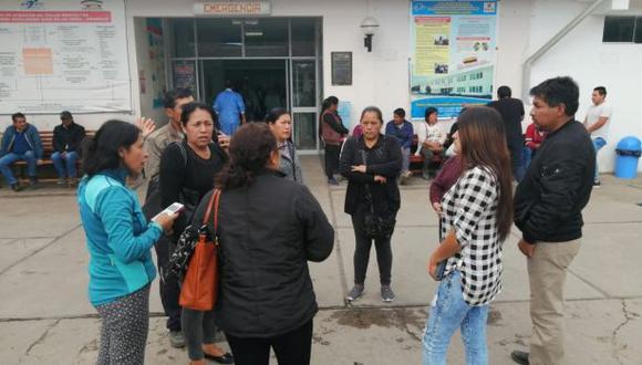 Apurímac: menor es internado de emergencia tras sufrir accidente en Abancay