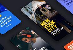"""''Web Stories"""", la función que Google ha agregado en la sección Discover de su aplicación"""