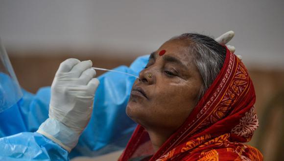 Coronavirus en India | Últimas noticias | Último minuto: reporte de infectados y muertos hoy, miércoles 16 de septiembre del 2020 | Covid-19 | (Foto: DIPTENDU DUTTA / AFP).