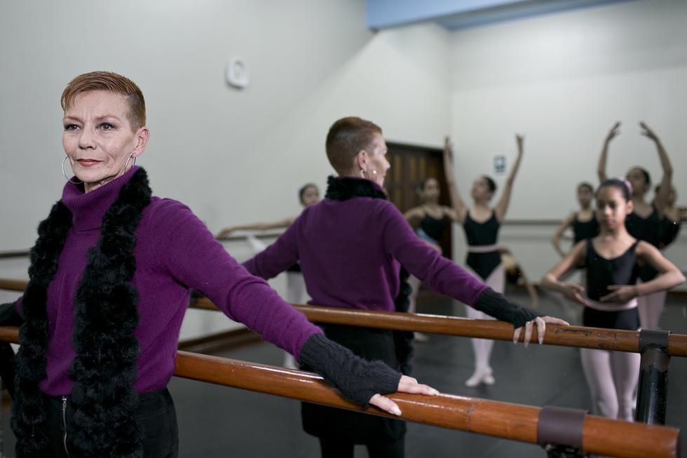 Gina Natteri: Lecciones de una profesional en el ballet - 1