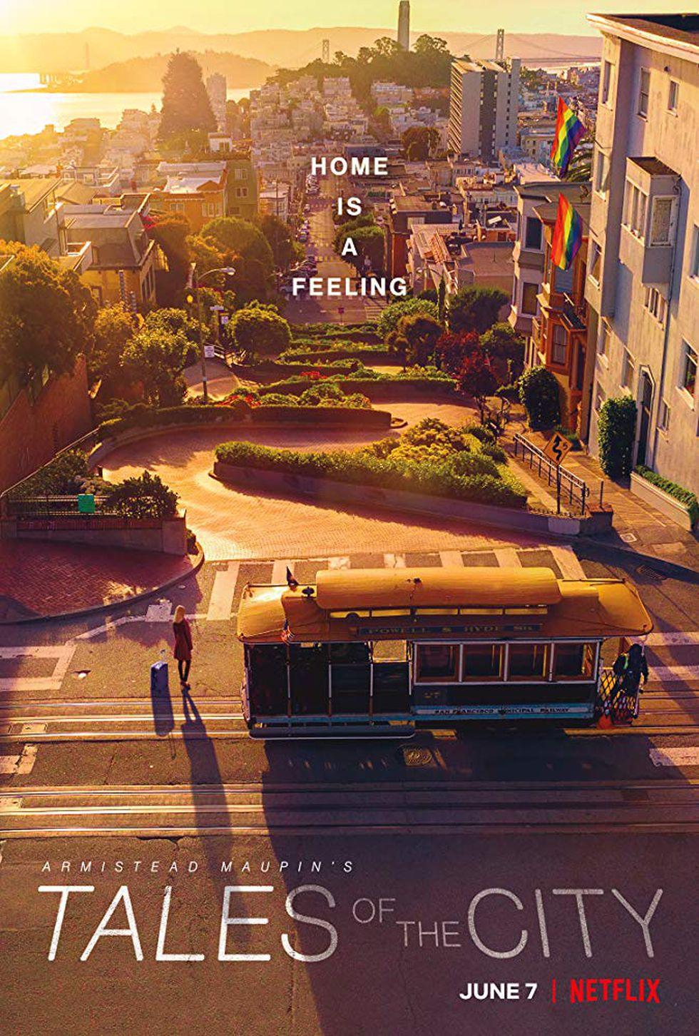 """""""Historias de San Francisco"""" tiene 10 episodios (Foto: Netflix)"""