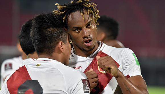 Con Doblete De Andre Carrillo Peru Empato 2 2 Con Paraguay Por Eliminatorias Qatar 2022 Futbol En Vivo Respuestas El Comercio Peru